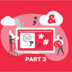 What is the process behind creating a web application / e-commerce at Studio Present PART 3
